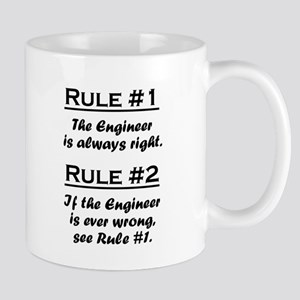 Rule Engineer Mugs